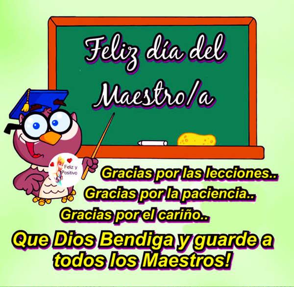 Imagenes Con Frases Bonitas Del Dia Del Maestro 5